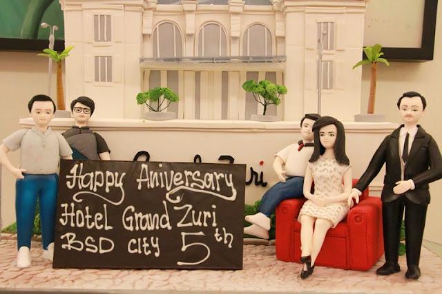 anniversary hotel grand zuri bsd