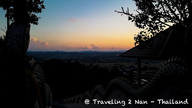 Traveling in Nan province, North Thailand
