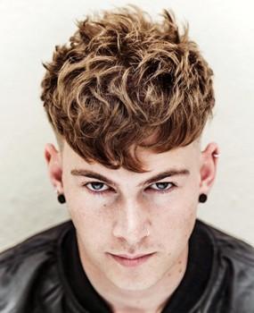 model rambut pendek pria terbaru