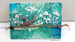 Jenn Engle OOAK Artisans mixed media art