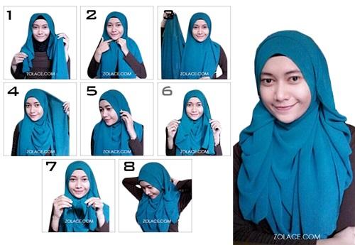 tutorial shawl simple terkini, tutorial shawl labuh, cara lilit selendang terkini, cara lilit shawl simple dan labuh, cara lilit shawl neelofa, tutorial cara lilit selendang panjang labuh, fesyen shawl selendang cantik, cara pakai shawl, hijab chiffon shawl