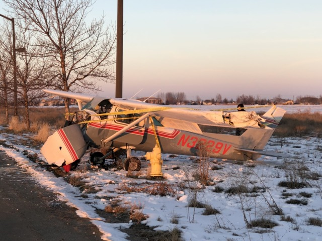 Kathryn's Report: Cessna 150M, N3229V: Accident occurred