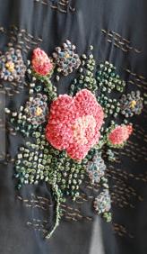 Şönil İp ile Elbise Süsleme 2