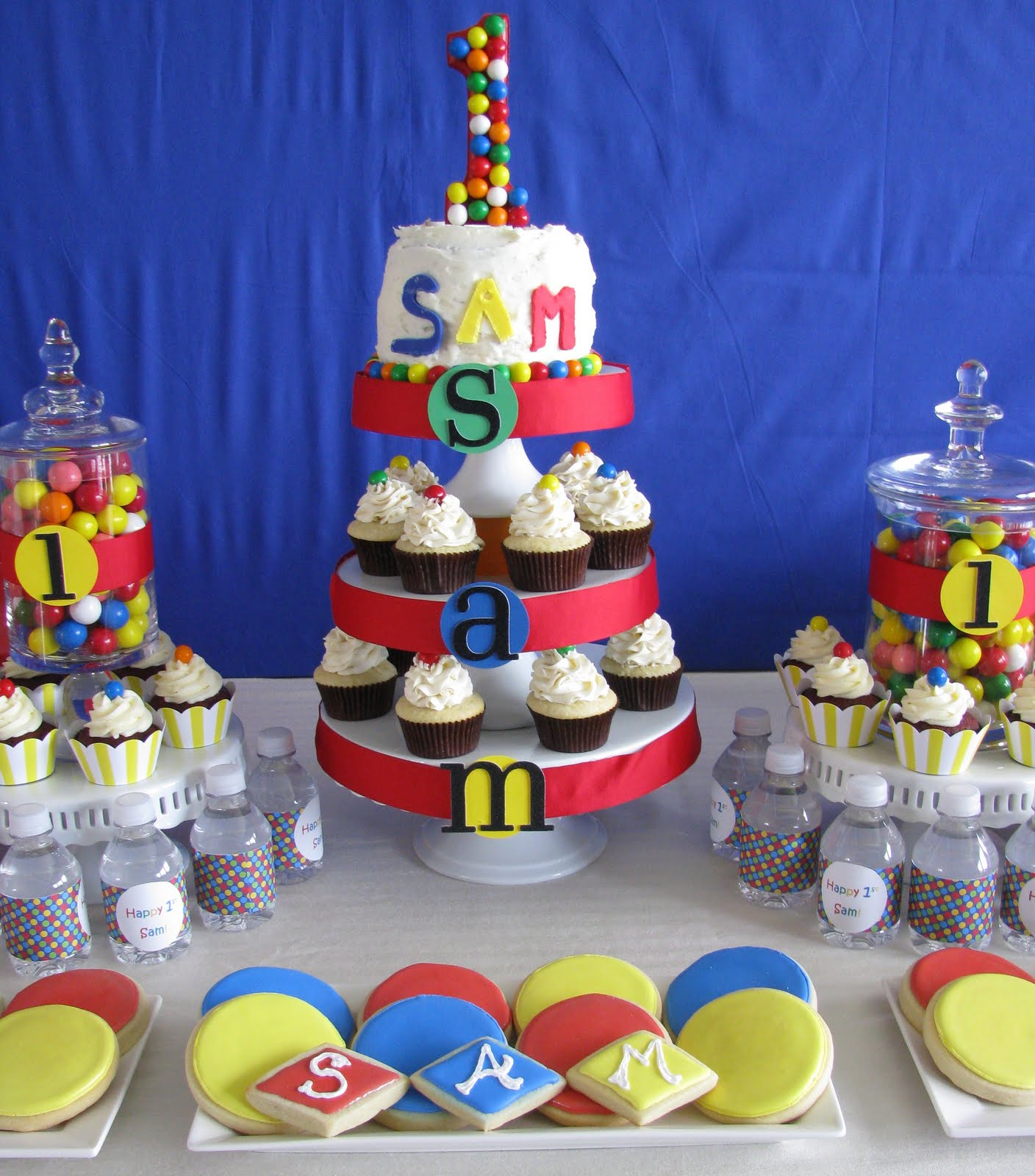 The Best Party Games For Baby S First Birthday: Sheek Shindigs: A Bouncing Baby Boy's 1st Birthday Celebration