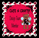 I design for Cute N Crafty