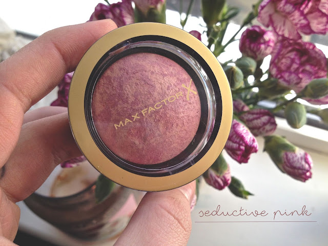 max factor seductive pink review