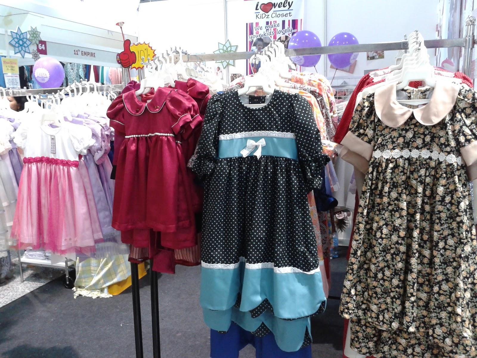 Booth jualan di Fiesta Muslimah BH 2015  6f5616b465
