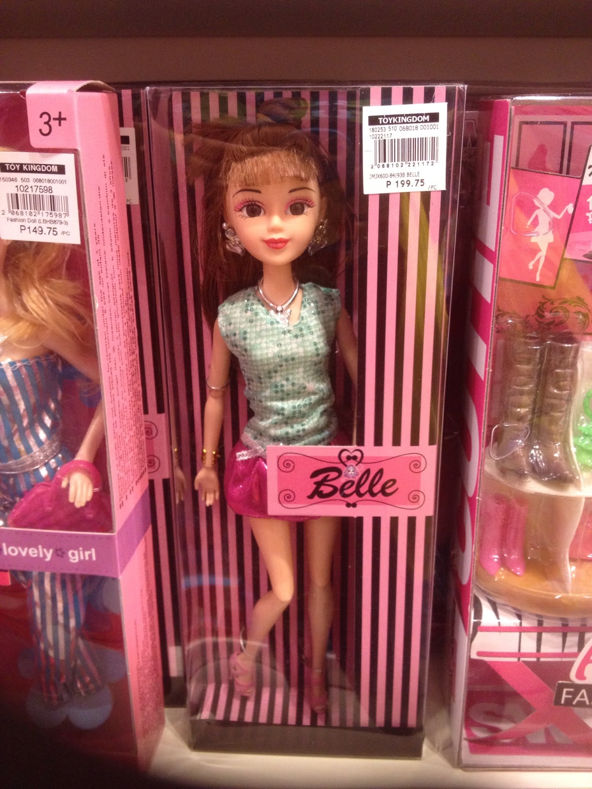 Jamie S Toy Blog Doll Hunting Authentic And Bootleg Dolls
