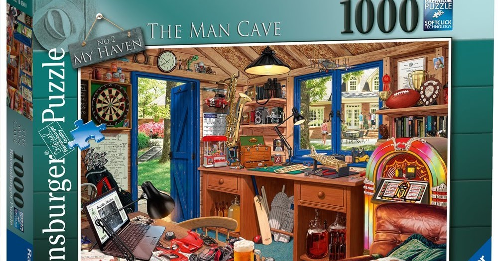 Man Cave Gadgets N Gifts : Ravensburger puzzle club father s day gift ideas the