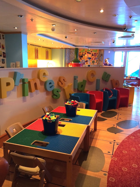 Princess Cruises Kids Day Care