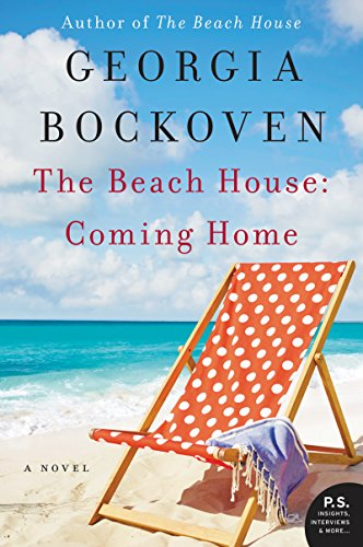 The Beach House: Coming Home, Georgia Bockoven, fiction, novels, beach reads, reading, amreading, goodreads, Amazon,