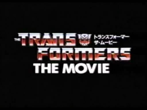 Transformers The Movie Storyboard Part 1