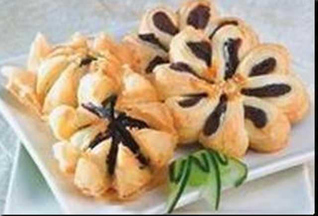 Resep Kue Bunga Krisan Trias Kitchen