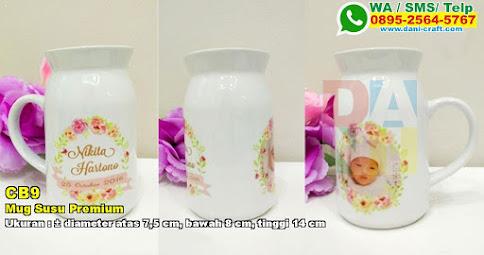 Mug Susu Premium