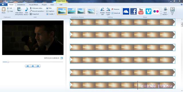 Windows Movie Maker 2016