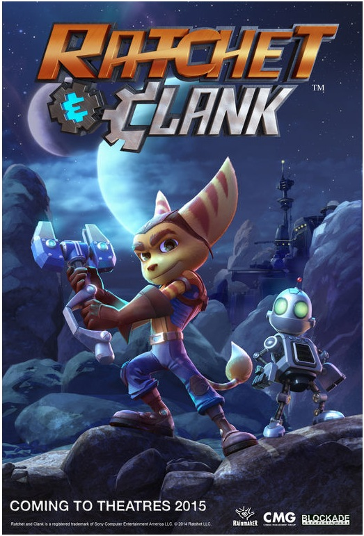 Ratchet and Clank (2016)