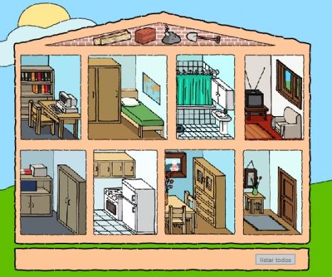 Portu escola esta uma casa por dentro mas querem saber for Casas remodeladas por dentro