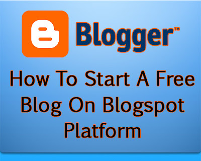How-To-Start-A-Free-Blog