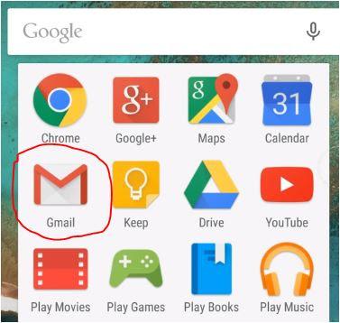 Cara Cepat Mengirim Email Lewat Android