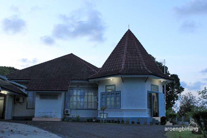 rumah dinas bupati belitung timur