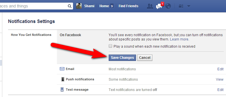 How To Turn Off/ON Facebook Message Sounds | Tips Desk