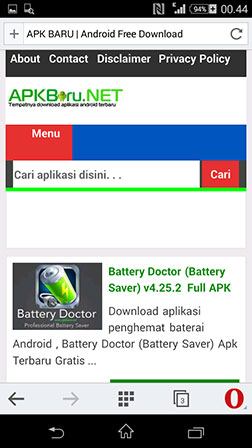 opera mini full version