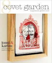 All former issues of Covet Garden - online