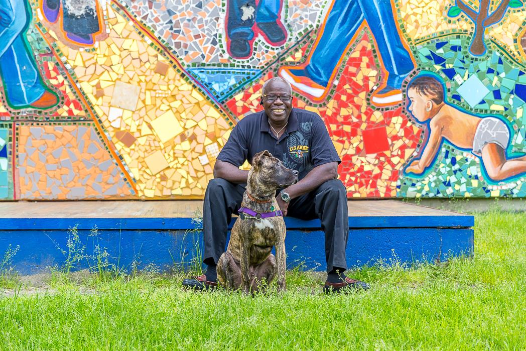 Safe Humane Chicago celebrates National Dog Day in memory of Robert Howard Jr.