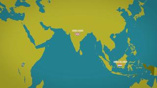 Kepulauan Indonesia Dikenal Sebagai Hindia Timur Untuk Membedaakan Dengan Hindia Belanda