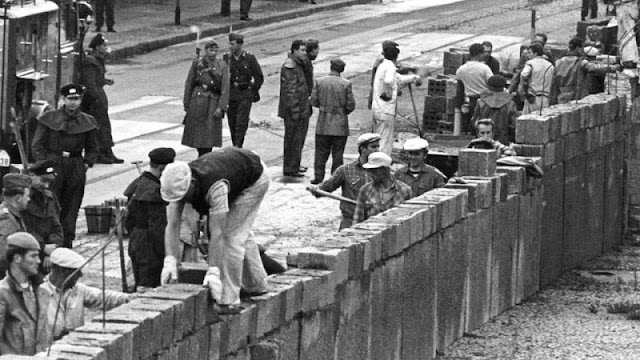 História do Muro de Berlim