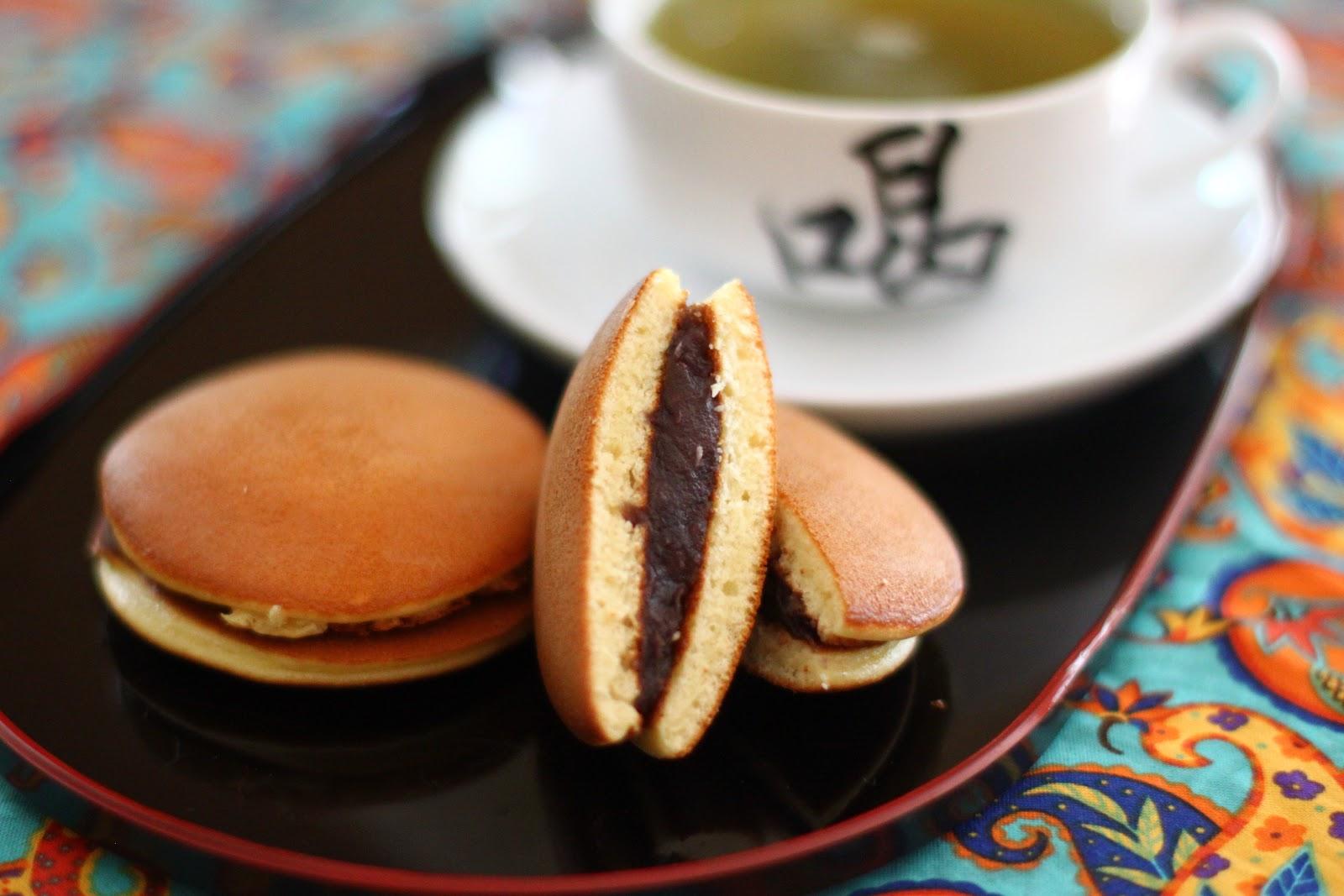 Simply June: Dorayaki (Japanese Pancake with Red Bean ...