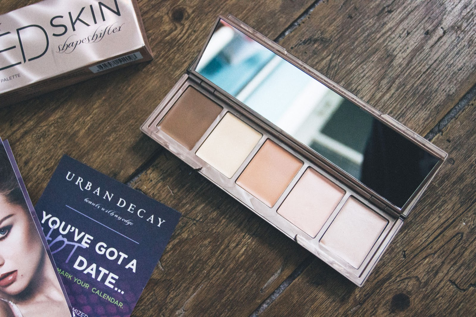 Urban Decay Naked Skin Shapeshifter Contour Palette