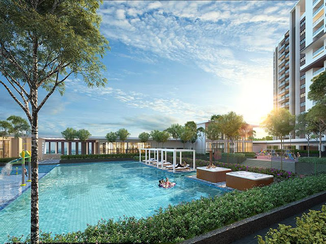 Property In Kl Selangor New Project D 39 Island Skyvilla Pre Launch Condo At Puchong Island