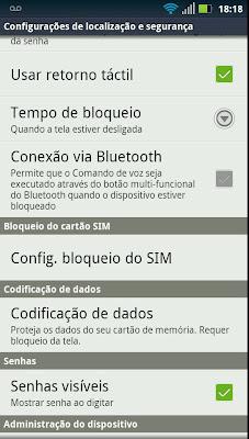 Aprenda a deixar seu Android mais seguro contra curiosos ativando o bloqueio de tela 9
