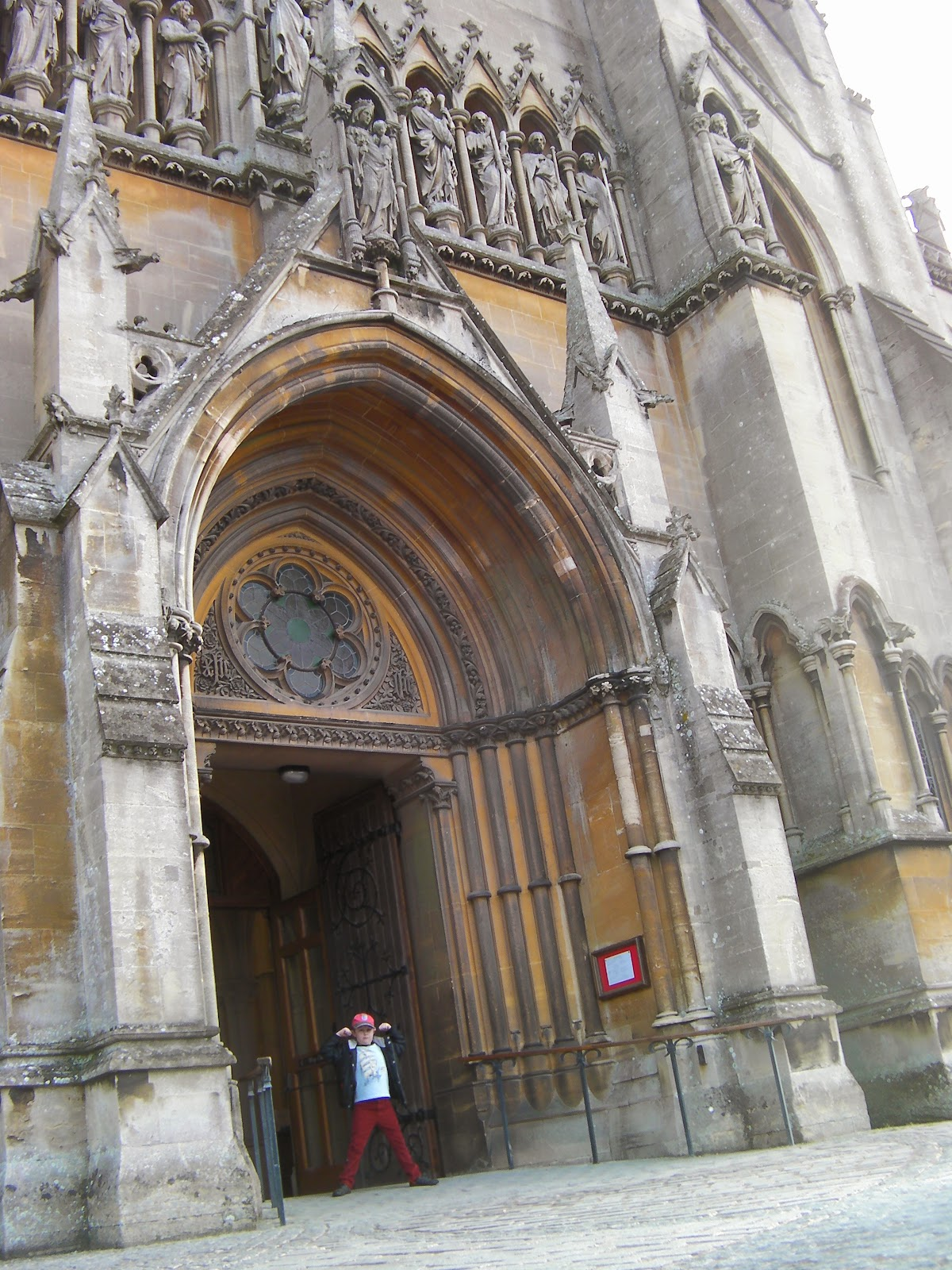 arundel west sussex cathedral door