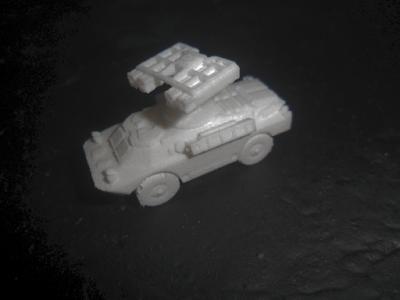 BDRM-2 Gaskin (Strela)
