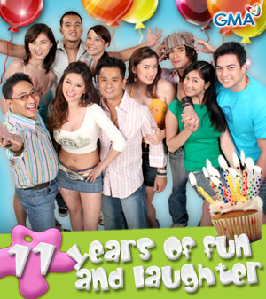 Bubble gang ang dating doon cast