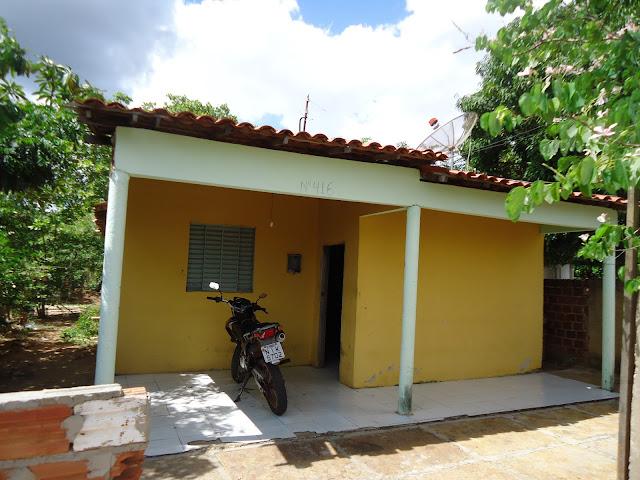 Uma casa à venda na Rua Raimundo Nonato Brandão em Pedro II