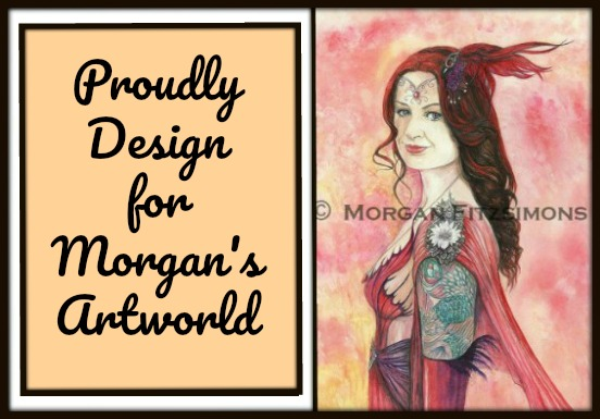 Admin/Co-Ordinator DT for Morgan's Artworld
