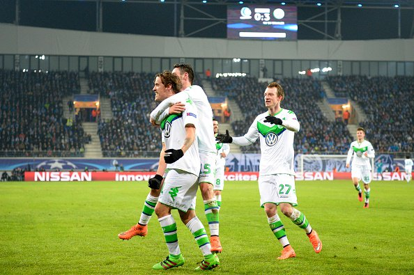 Wolfsburg x Gent - Champions League 2016 - Data, Horário, TV e Local