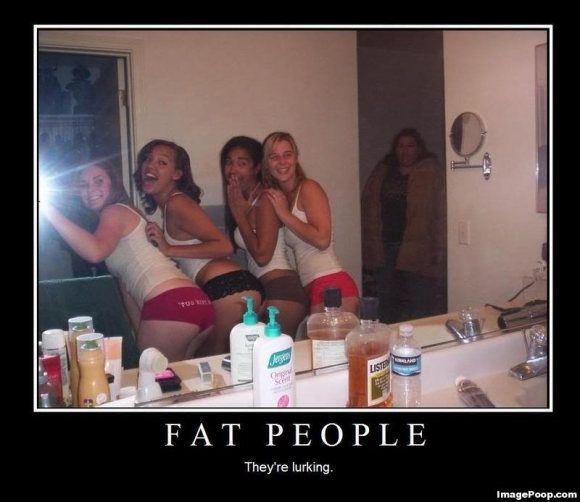 Funny Image Collection 15 Funny Pictures Of People Fat