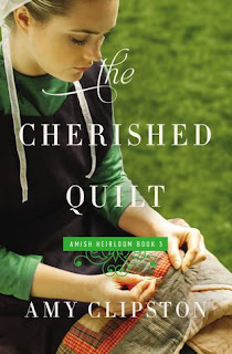 Heidi Reads... The Cherished Quilt by Amy Clipston
