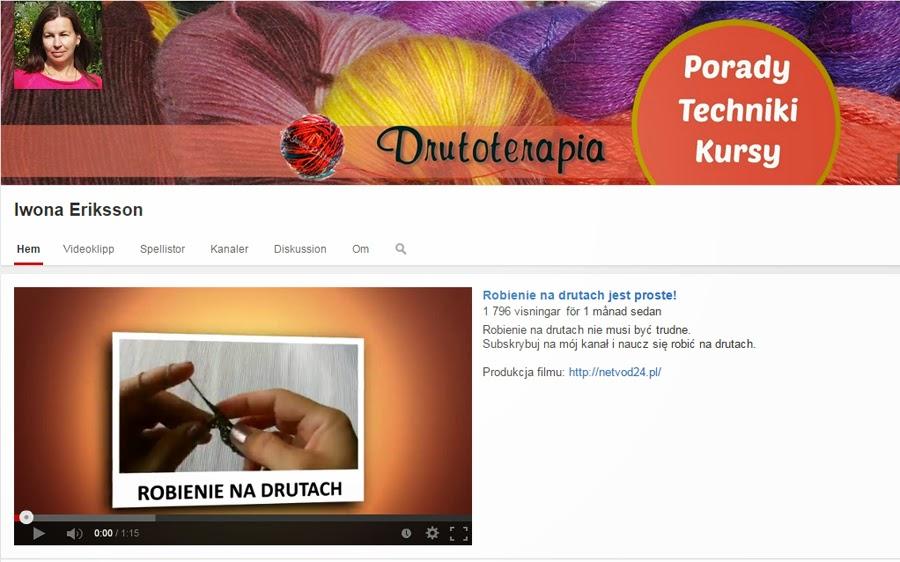 Drutoterapia na YouTube