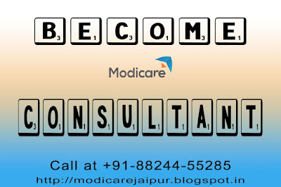How to become modicare consultant or how to join modicare