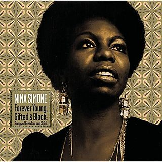 Nina Simone, LP Cover, Forever Young, Gifted & Black