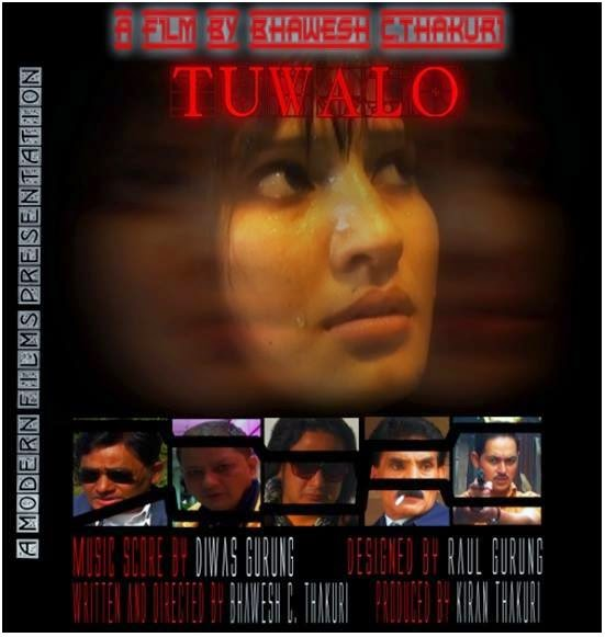 "Nepali thriller film ""Tuwalo The mystery mist"""