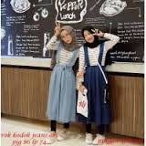 Sylish Padu Padan Rok Kodok Modern Dan Trendy Jm Fashion