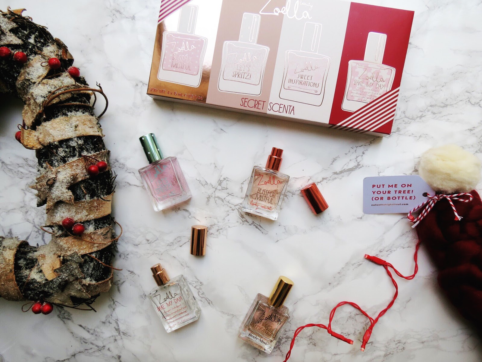 Zoella Beauty Christmas Collection - Maria . J