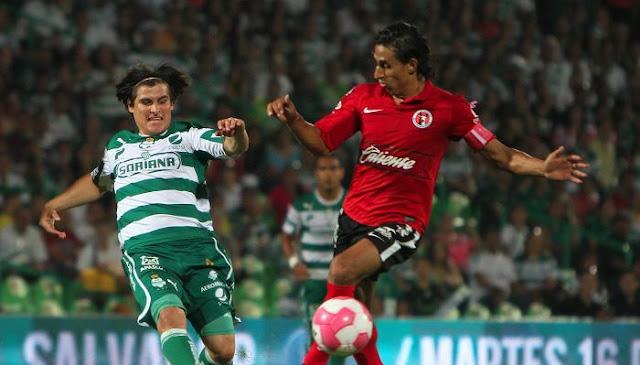 Ver partido Xolos Tijuana vs Santos en vivo