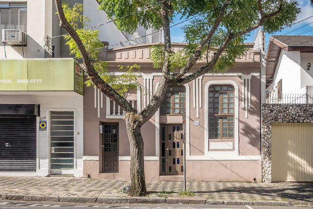 Casa na Alameda Cabral